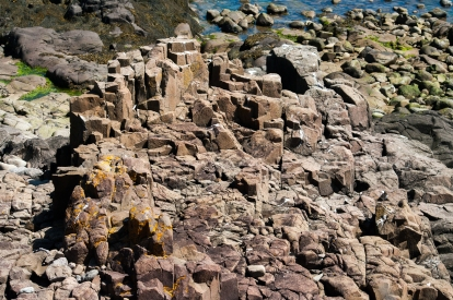 Rock Formation at Whale Cove